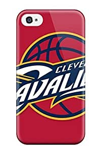 Diy Yourself Cute Appearance Cover/Hard Cleveland Cavaliers Nba Basketball case cover For Iphone 4/4s n5zYBul4RoY