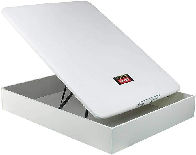Canapé Abatible Pikolin NaturBox - Blanco, 160x200cm