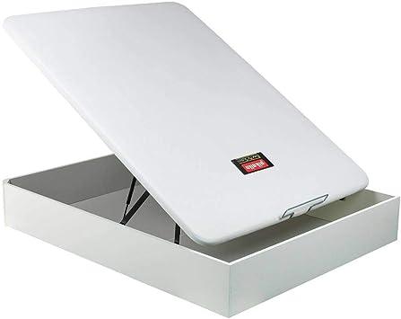 Pikolin Abatible NATURBOX (90x190, Blanco)