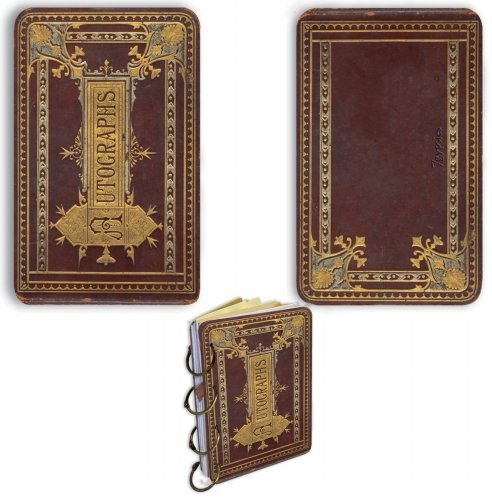 7 Gypsies 7G-BC-11079 Book Covers Set Of 2