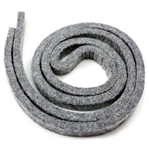Supplying Demand WE09X20441 WE9M30 Dryer Front Drum Felt Replaces WE09M0015
