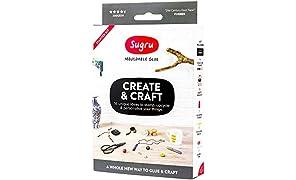 Sugru Moldable Glue - Create and Craft Kit