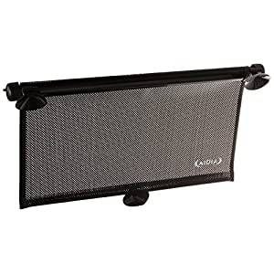 Aidia Roller sunshade, Black, Small