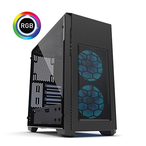 Centaurus Polaris 4T8S Gaming PC - Intel i7-8700K 4.6GHz 6-C