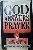God Answers Prayer, , 0912315903