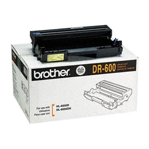 Brother Dr600 Printer Drum Black 30000 Page-Yield Consistent Optimum Output -