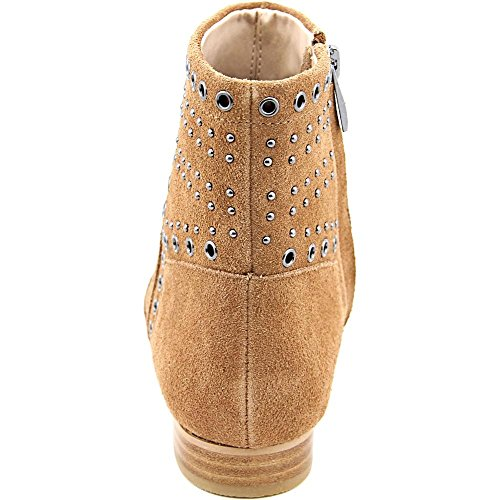 Ankle Womens Toe Tan Connection Boots Charlene Leather French Pointed Fashion 6SCawq6Y