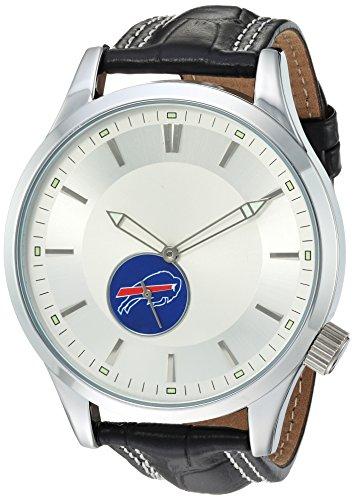 (NFL Buffalo Bills Icon Watch, Black)
