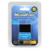 Maximalpower LI-10B LI-12B Battery for Olympus Stylus Digital 300  400  500  600  800 C-50 60 70 470 760 765 770 5000 700 0Zoom D-590 IR-500, Fully Decoded w 3 yr warranty