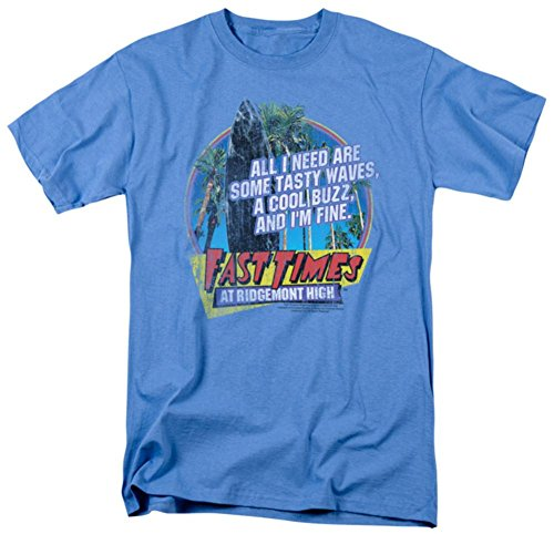 Fast Times T-shirt - Fast Times at Ridgemont High - Tasty Waves T-Shirt Size XL
