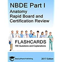 NBDE Part I Anatomy: Rapid Board and Certification Review