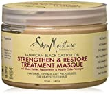 Shea Moisture Jamaican Black Castor Oil Intensive Strengthening Masque, 355ml