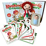 Sleeping Baby The Shepherd's Treasure Book/Doll Set and Advent Cards