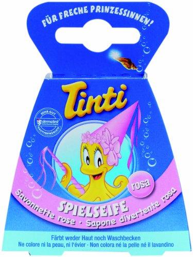 Tinti 11000137 Spielseife rosa 50g
