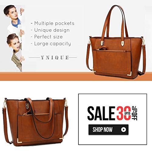 for Women YNIQUE Bags and Pink Purses Satchel Shoulder Handbags Tote 7wnxZan