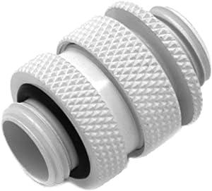 "Barrow G1/4"" Adjustable Aqua Link Pipe (16-22mm), White"