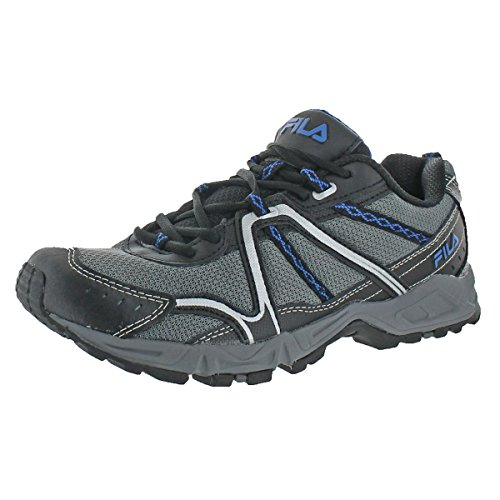 12 Rock Blue Trail Running Fila Men's Ascent Castle Black Shoe Prince qC6CTwE
