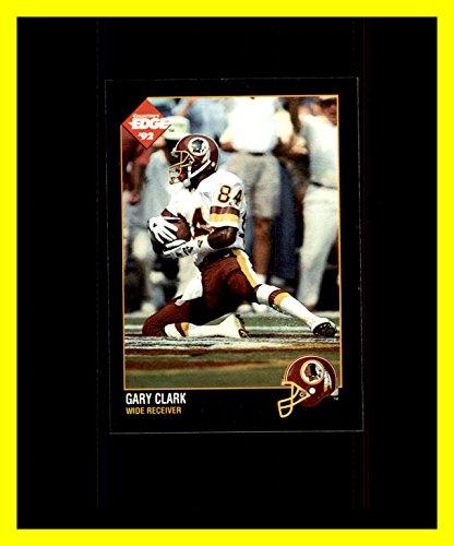 (1992 Collector's Edge #171 Gary Clark WASHINGTON REDSKINS)