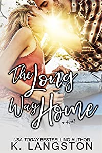 The Long Way Home by K. Langston ebook deal