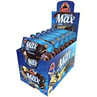 Max Protein - Black Max Total Choc - 1x100gr (4 covered protein cookies) (Black Choc, 12x100gr)