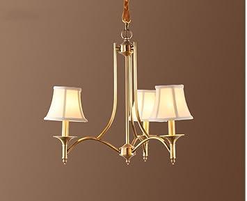 Kronleuchter Amerikanisch ~ Mena home messinglampe kupfer kronleuchter european lighting