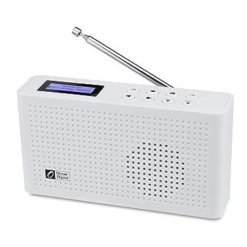 83eb7eaf2 Ocean Digital Radio por Internet con Wi-Fi/Dab/Dab + / FM con ...