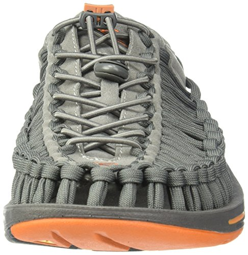 KEEN da Flat Orange Uneek Sandaloii Gargoyle Burnt SS18 Passeggio 1rt1q8n5w