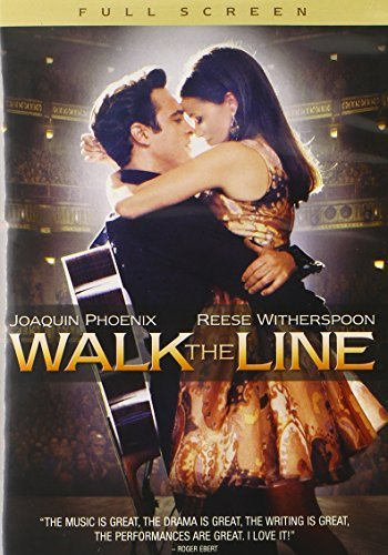 (Walk the Line by Joaquin Phoenix)