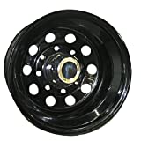 Pro Comp Steel Wheels Series 87 Wheel with Gloss Black Finish (16x8/6x5.5) by Pro Comp Steel Wheels