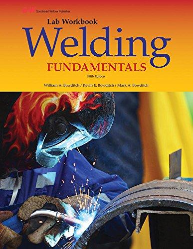 Welding Fundamentals (Lab Workbook)