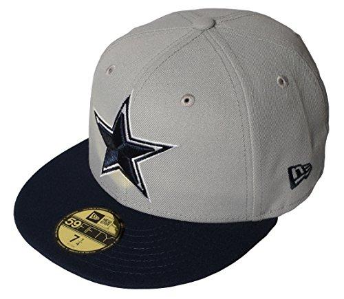 3b057024f4e2c Dallas Cowboys Fitted Hat