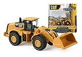 Caterpillar Wheel Loader 980K Metal Machines CAT39513 1:94 Scale Diecast