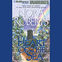 Heart of the Sea: Irish Jewels Trilogy, Book 3 Audiobook by Nora Roberts Narrated by Patricia Daniels