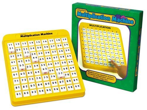 Lakeshore Multiplication Machine by Lakeshore Learning Materials