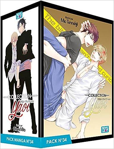 Pack Boys Love n° 34 : Avec 5 mangas Boys Love Collection ...