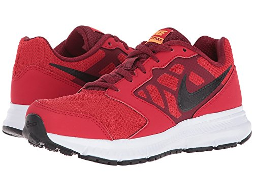 NIKE Kids' Downshifter 6 (GS/PS) Running Shoes University Red/Black/Team Red