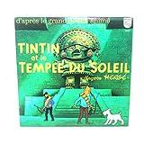 1967 Tin Tin et le Tempe Du Soleil LP