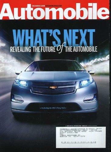 (Automobile - December 2008)