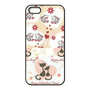 Popular Cats New Style Durable Iphone 5,5s Case Hard iPhone Cover Case