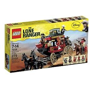 79108 Stagecoach Modification - LEGO Licensed - Eurobricks Forums