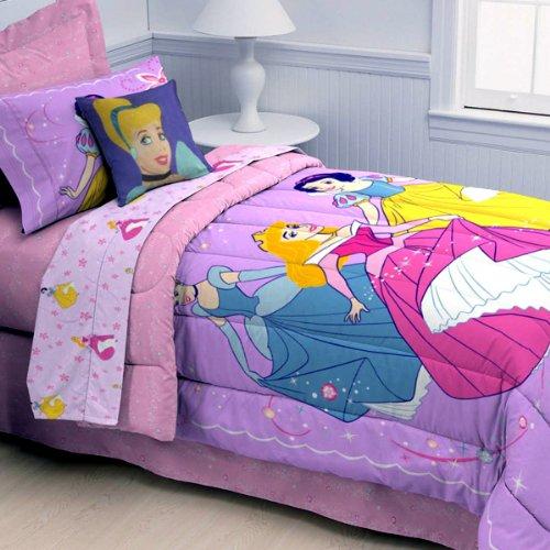 Disney Princess Dance & Romance twin comforter by Disney
