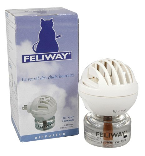 Feliway – 48 ml with Diffuser, My Pet Supplies