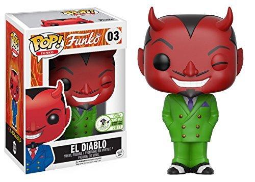 Funko POP! El Diablo Emerald City Comic Con Exclusive Limited Edition 3000 PCS