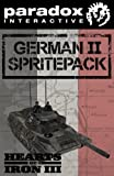 Hearts of Iron III: German Sprite Pack 2 [Online Game Code]