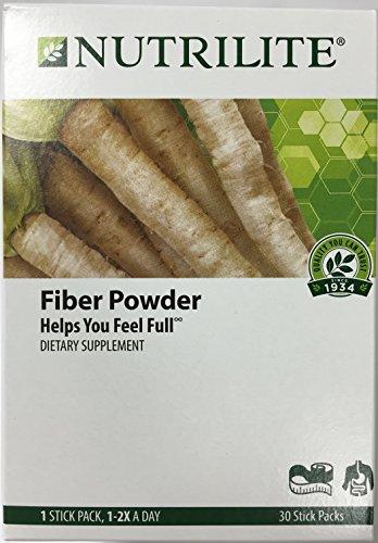Nutrilite Fiber Powder 30 Stick Packs (Fiber Pack)