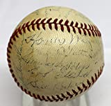 Honus Wagner Signed Baseball 1941 Pirates Onl Ball - PSA/DNA Certified Ad02136
