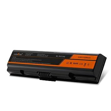 LENOGE 6 Celdas 10.8V / 5200mAh Nueva batería laptop para portátil Toshiba Satellite PA3533U-