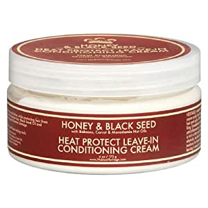 Nubian Heritage Leave-In Hair Creme, 6 Ounce
