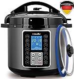 Mueller Pro Series 6Q Pressure Cooker Instant Crock 10 in 1 Pot...