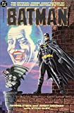 Batman: The official comic adaptation of the Warner Bros. motion picture